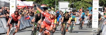 V druhej etape bol najrýchlejší Talian Malucelli, Tratnik si udržal žltý dres