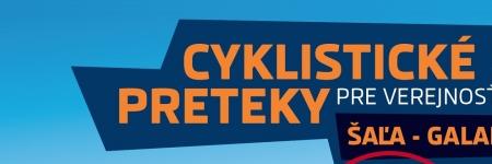 Súčasťou Okolo Slovenska opäť aj preteky pre verejnosť