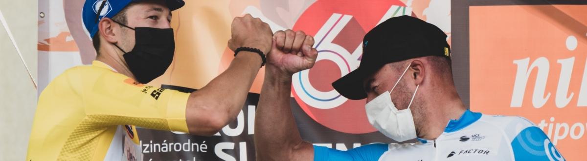 V záverečnej etape Okolo Slovenska zvíťazil Barbier, Jannik Steimle celkovým víťazom