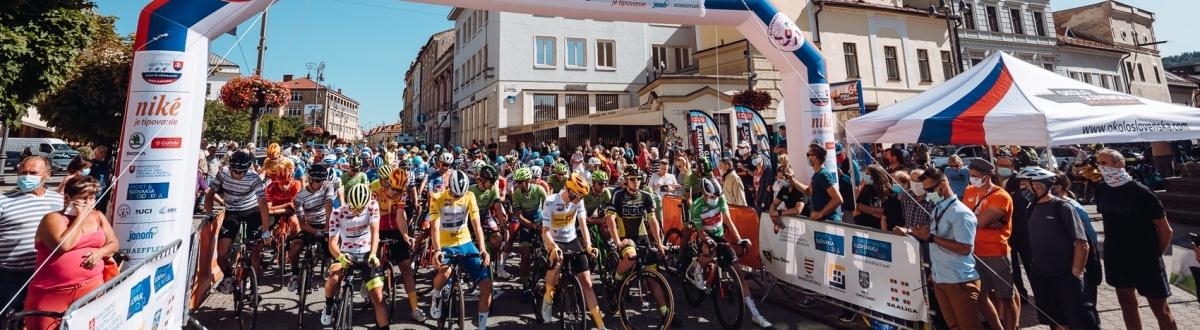 65. ročník pretekov Okolo Slovenska prevedie svetový pelotón od východu až po západ