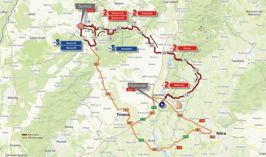 2019 - etapa 4 - mapa