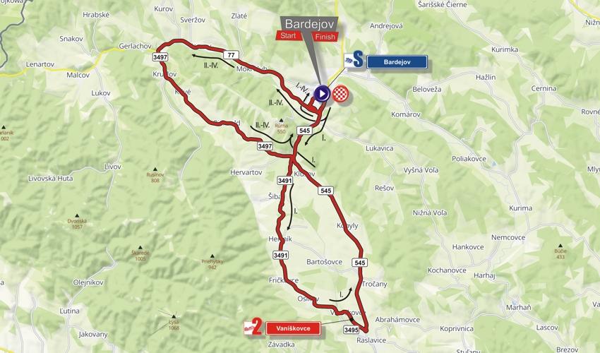 2019 - etapa 1a - mapa