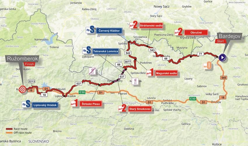 2019 - etapa 2 - mapa