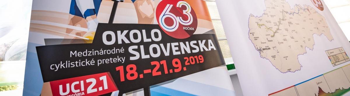 Veľké prekvapenia 63. ročníka pretekov Okolo Slovenska