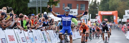Quick-Step wins again, Alaphilippe rejoiced