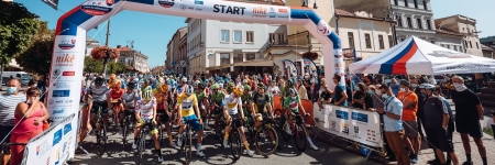 Global peloton at Tour of Slovakia´s 65th year experiences the country from East to West
