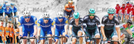 We know the line-up of peloton of 62nd edition, top teams will be welcomed