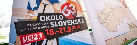 Great surprises of Tour of Slovakia´s 63rd year