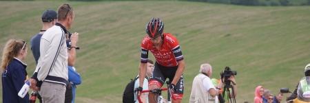 V predposlednej etape triumfoval po skvelom úniku Matej Mugerli